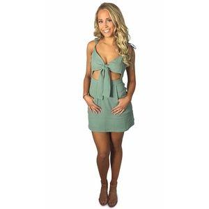 4726a966138 Women s Kelly Green Plus Size Dress on Poshmark